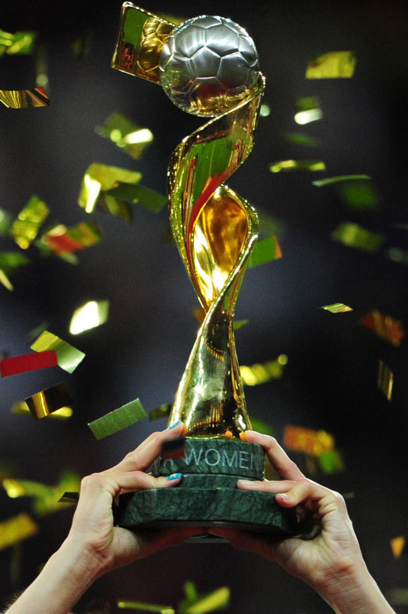 FIFA Women's World Cup   Rachael Stack